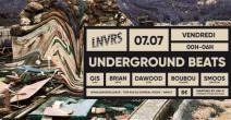 Underground BEATS #2 / LNVRS