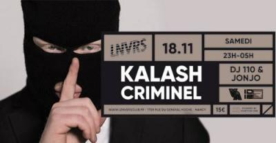 Kalash Criminel, Dj 110, Jonjo