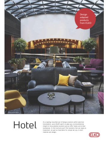 "<span class=""fw-normal"">Hotel brochure in English</span>"