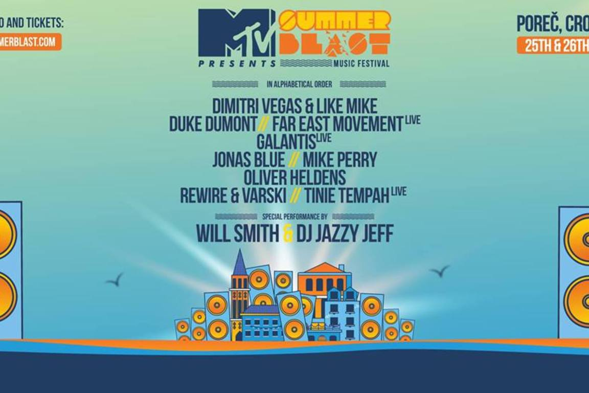 MTV SummerBlast 2017 - Day 2