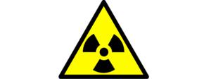 Waarschuwing straling