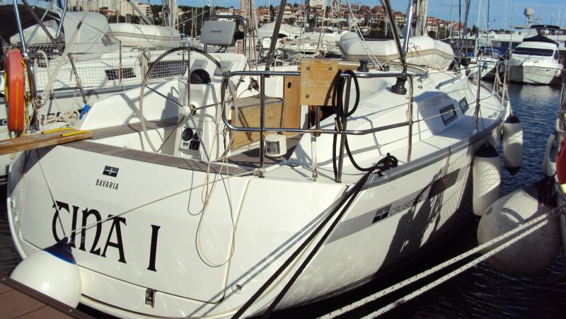 Bavaria Cruiser 32, Tina