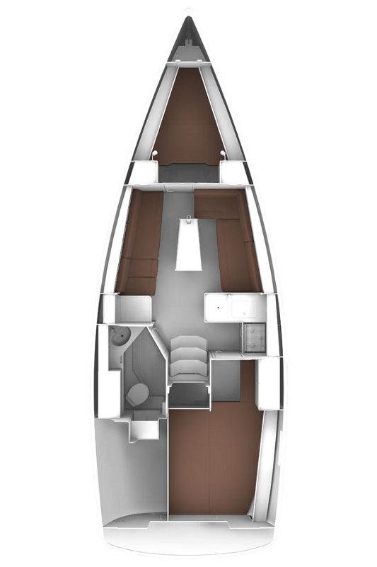 Bavaria Cruiser 33, Ivo