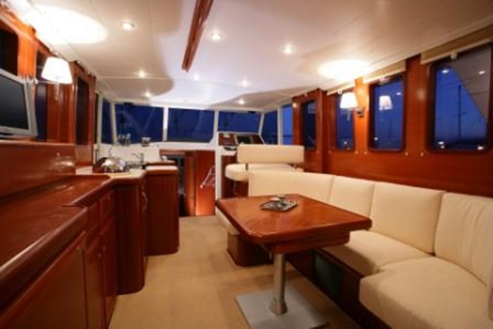 Swift Trawler 42, Tami