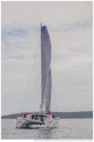 Lagoon 570, Mala