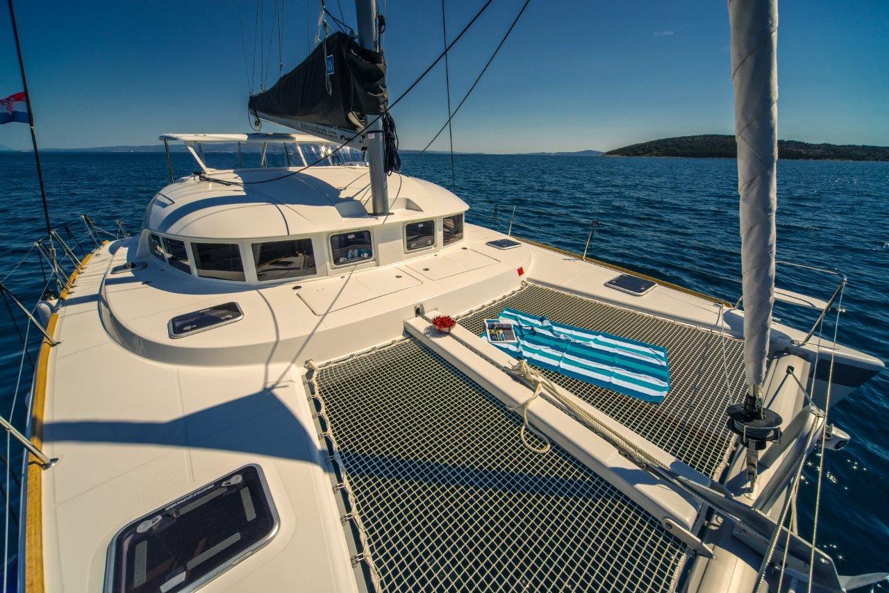 Lagoon 380, Queen Mia