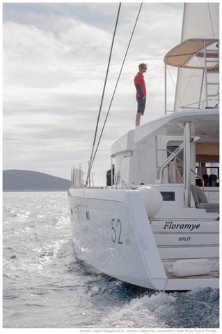 Lagoon 52, Floramye