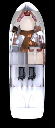 Antares 42, Roko V