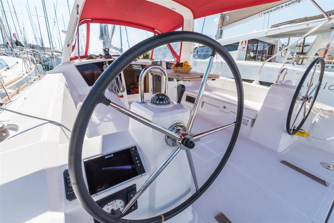 Rusalka charter yacht croatia