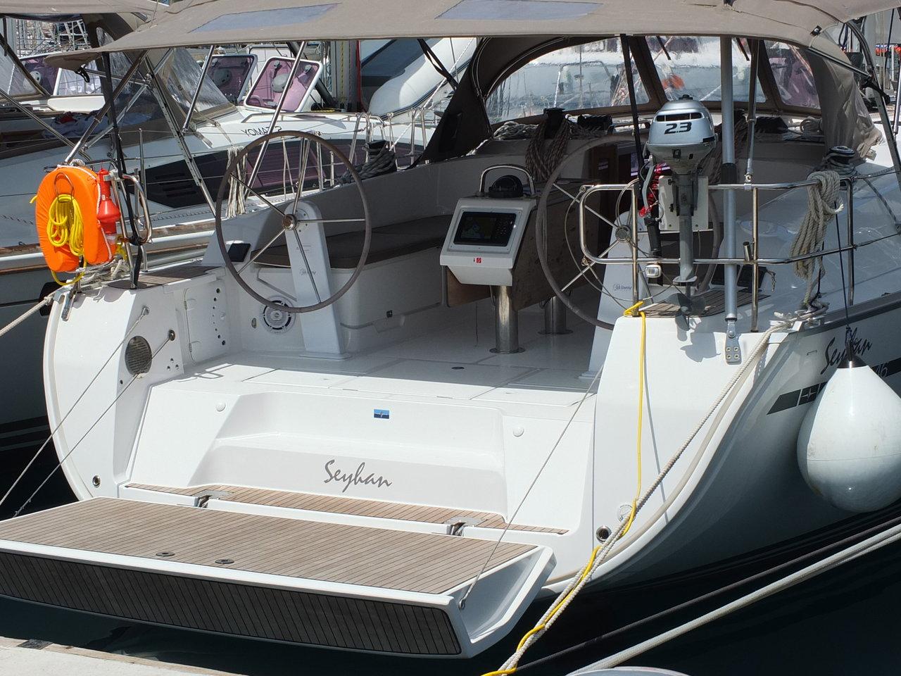 pitter yachting yachtcharter bavaria cruiser 46 4 cab seyhan. Black Bedroom Furniture Sets. Home Design Ideas