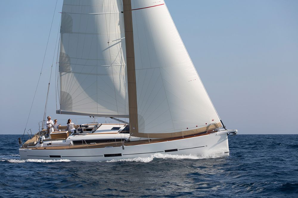 Dufour 460 GL - Athi