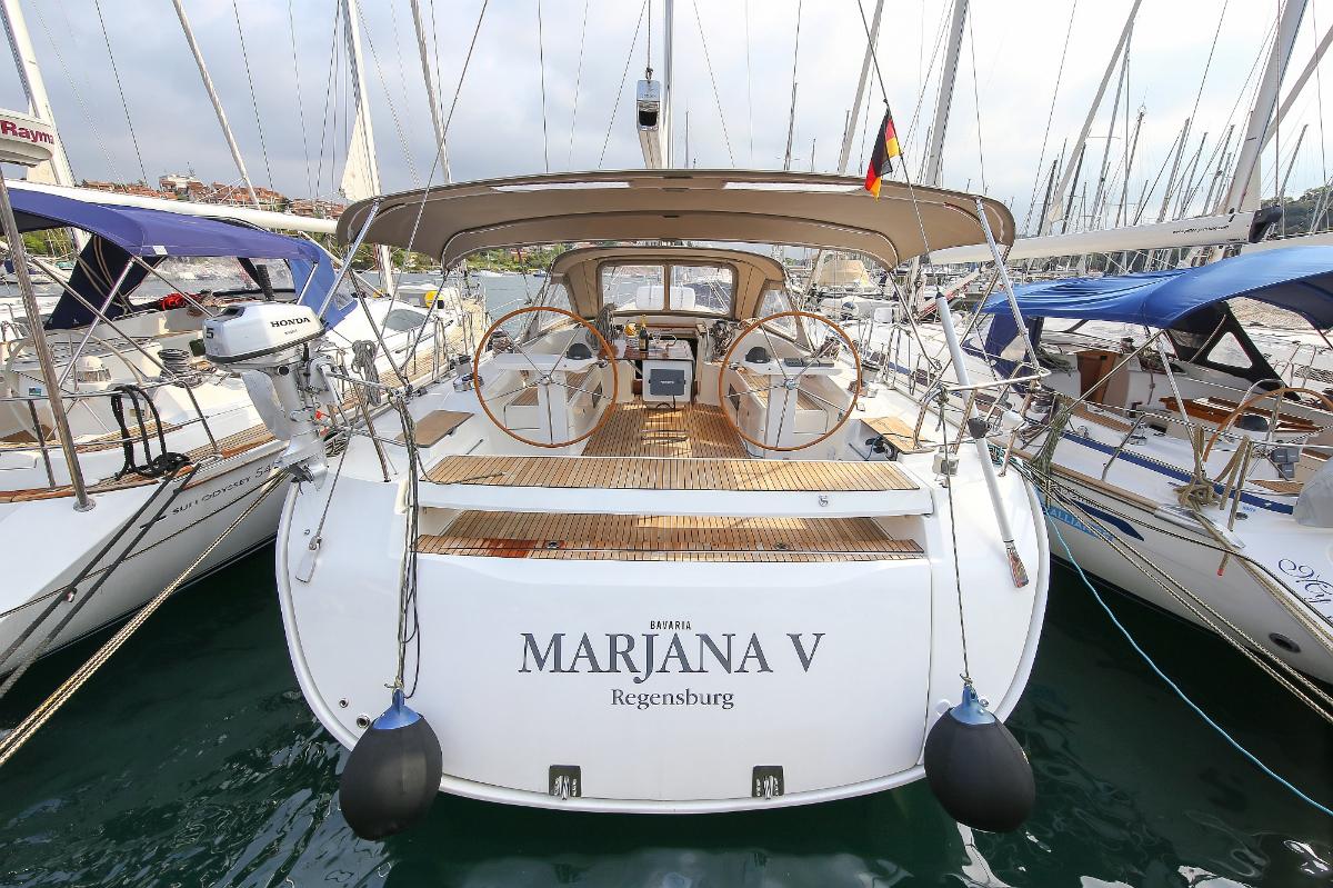 Bavaria Cruiser 55 - 5 cab. - Marjana V