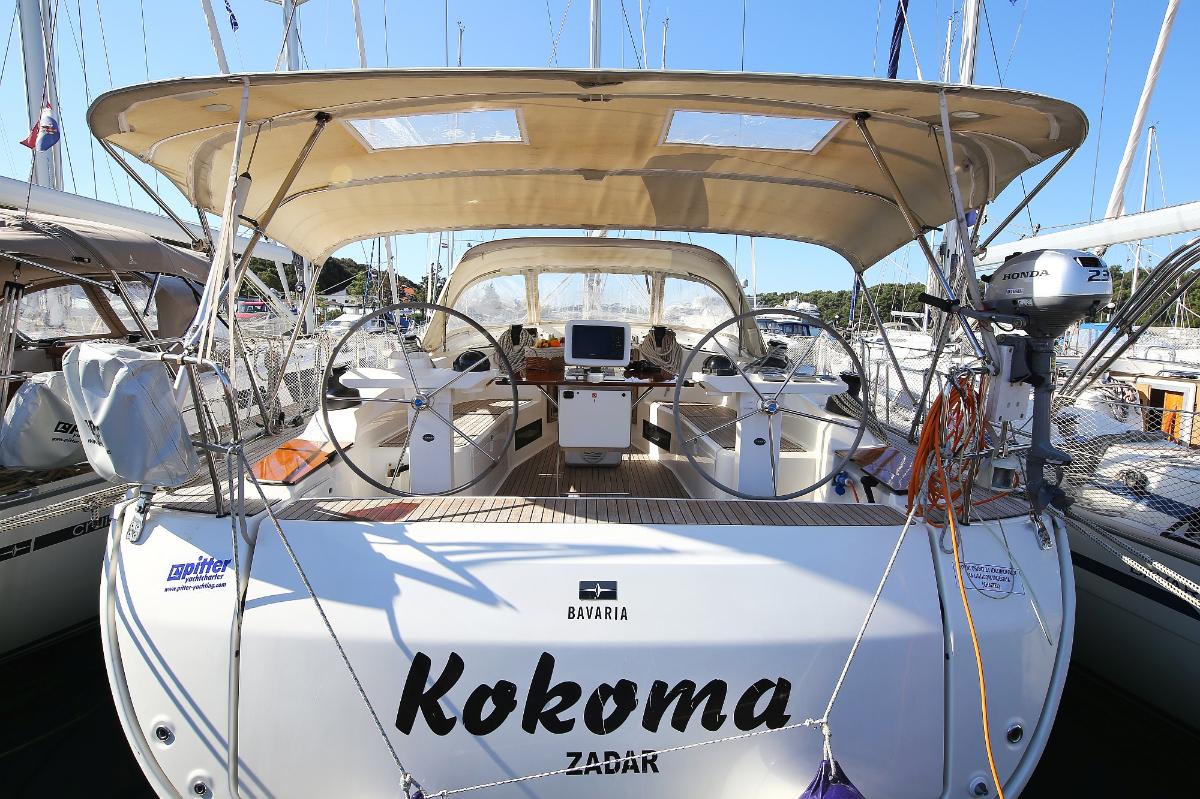 Bavaria Cruiser 45 - 4 cab. - Kokoma