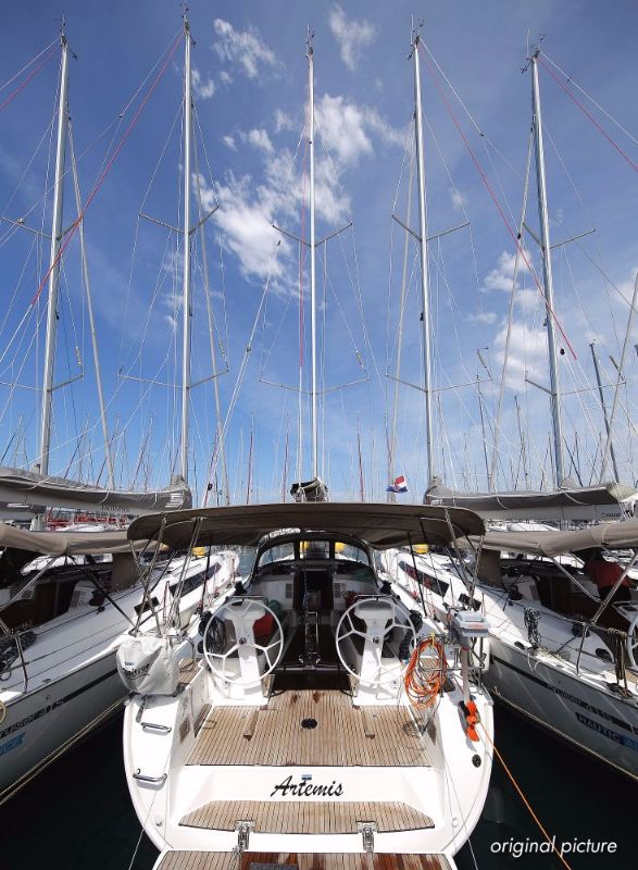 Bavaria Cruiser 41S (2017) - Marina Kornati, Biograd
