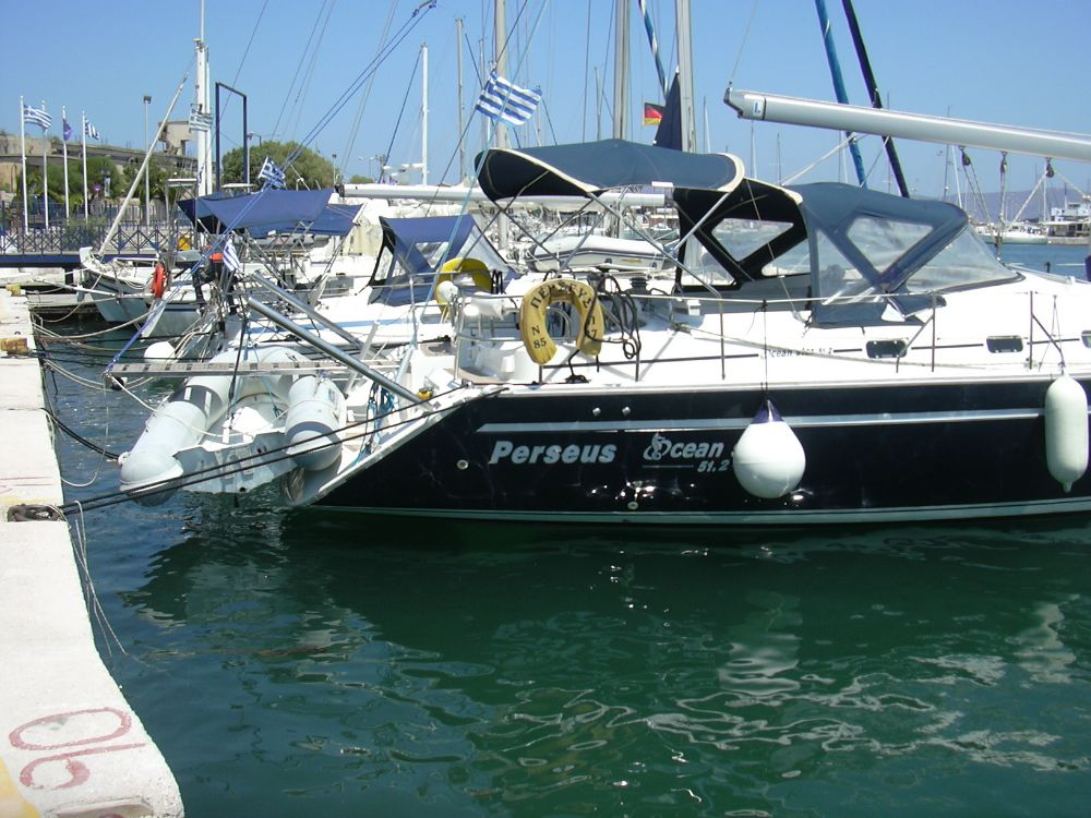 Ocean Star 51.2 - 5 cab. (2004) - Lavrion - Olympic Marine