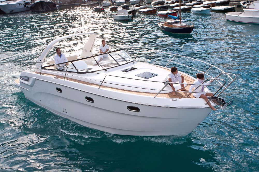 Bavaria Sport 34 (2010) - Portisco