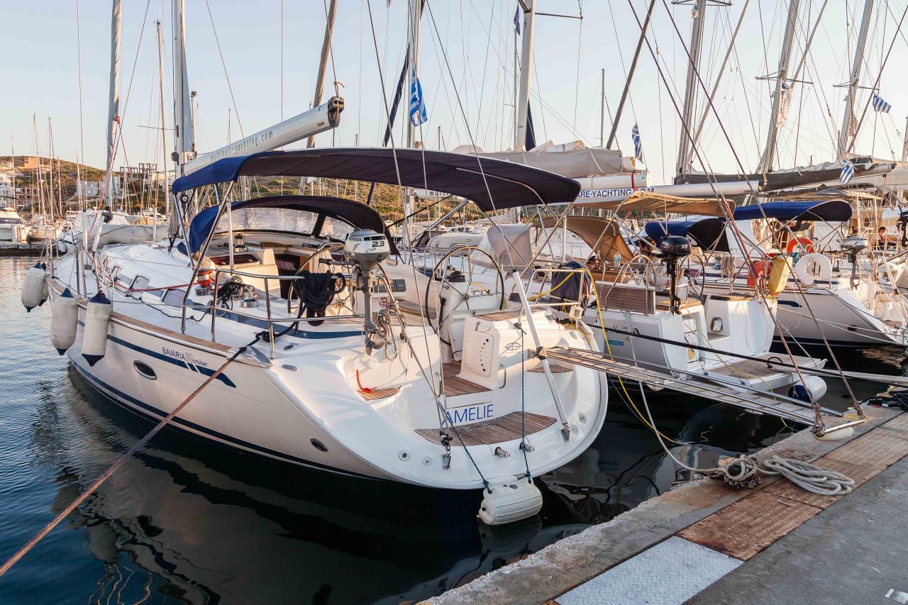 pitter yachting yachtcharter bavaria 50 cruiser amelie. Black Bedroom Furniture Sets. Home Design Ideas