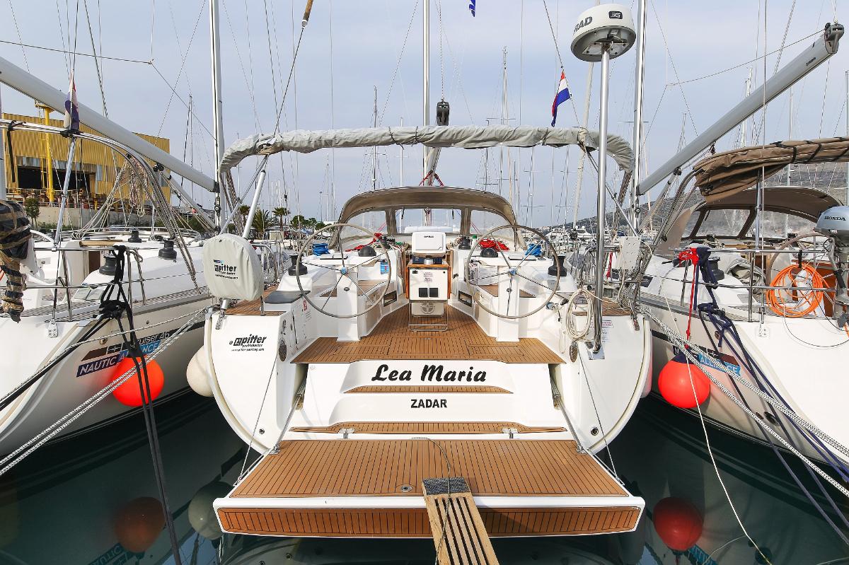 Bavaria Cruiser 50 - Lea Maria
