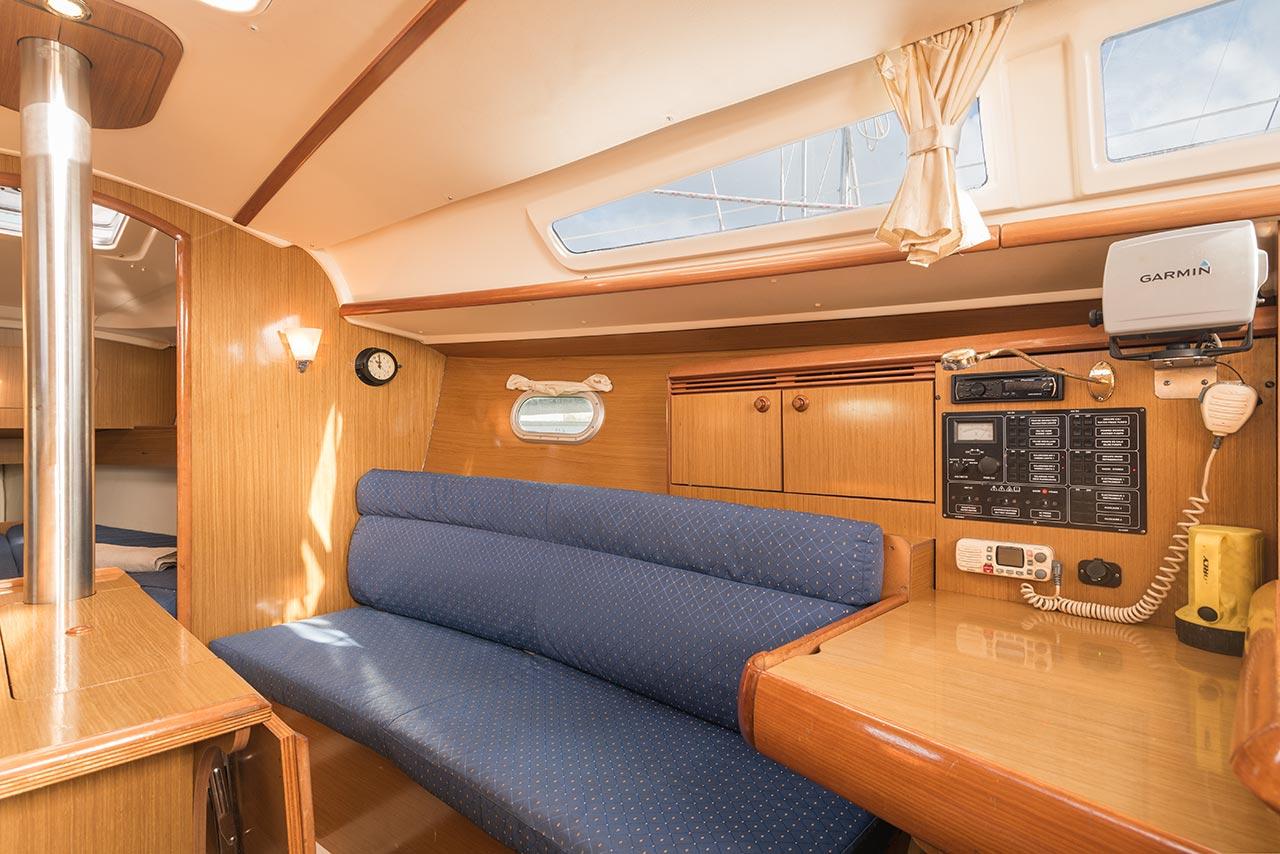 II Short charter yacht croatia