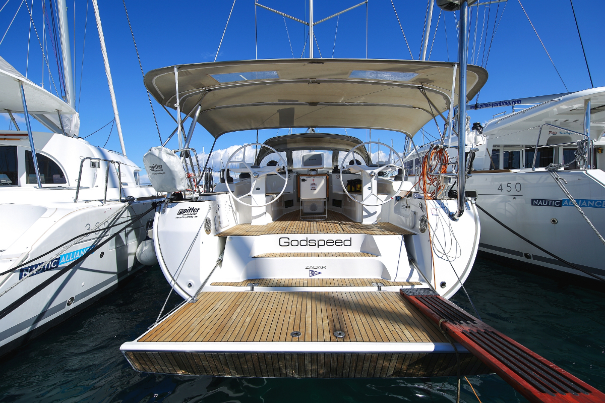 Bavaria Cruiser 50 Avantgarde - Godspeed
