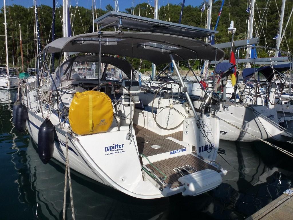 pitter yachting yachtcharter bavaria 40 cruiser hakasydo. Black Bedroom Furniture Sets. Home Design Ideas