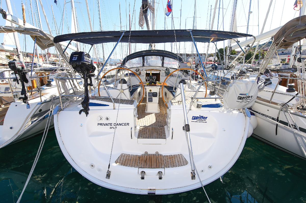 Bavaria 46 Cruiser - Trogir, Kroatien
