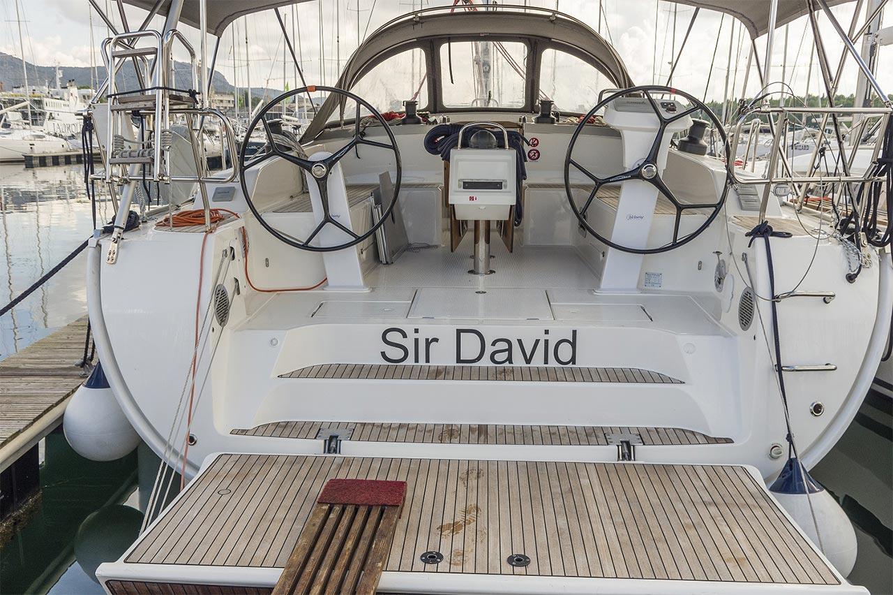 Bavaria Cruiser 51 - SIR DAVID
