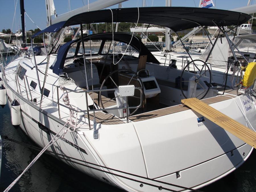 Bavaria Cruiser 51 - Sveti Ante