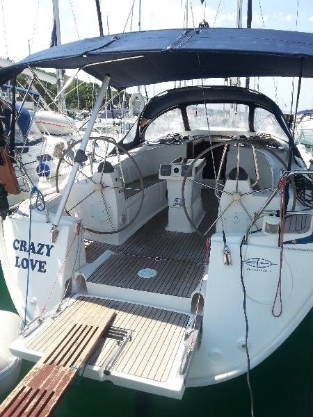 Bavaria 40 Cruiser, Crazy Love