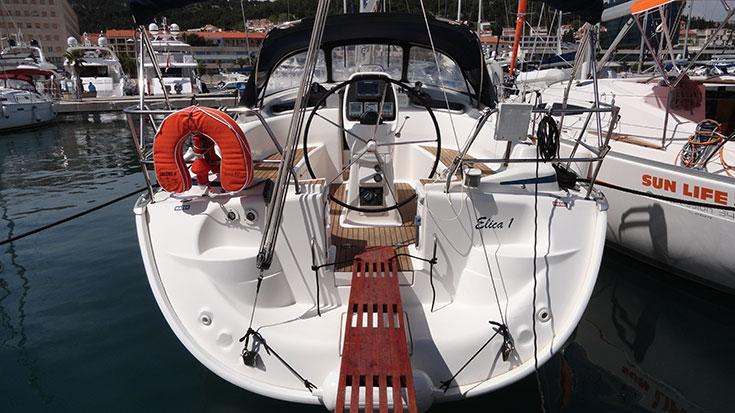 Bavaria 37 Cruiser, Elica I