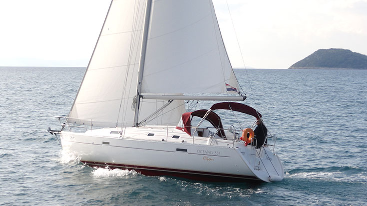 Oceanis Clipper 331, Jagoda (Renewed 2011)