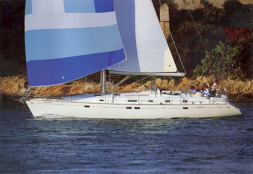 Oceanis Clipper 461 - Seagull