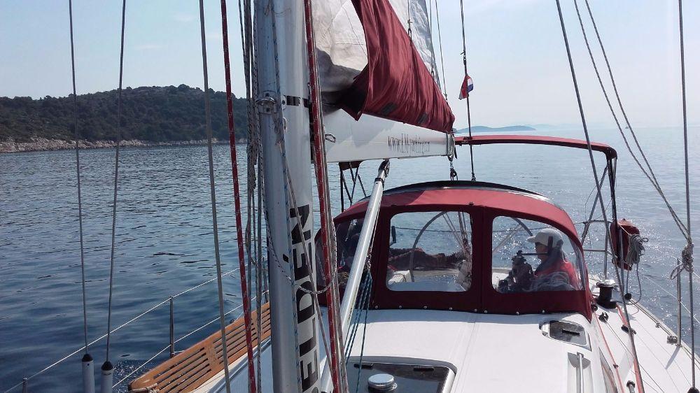 Elan 340 - Biograd na Moru, Croatia