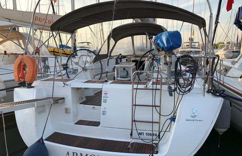 Oceanis 46 - 4 cab. - Armonia