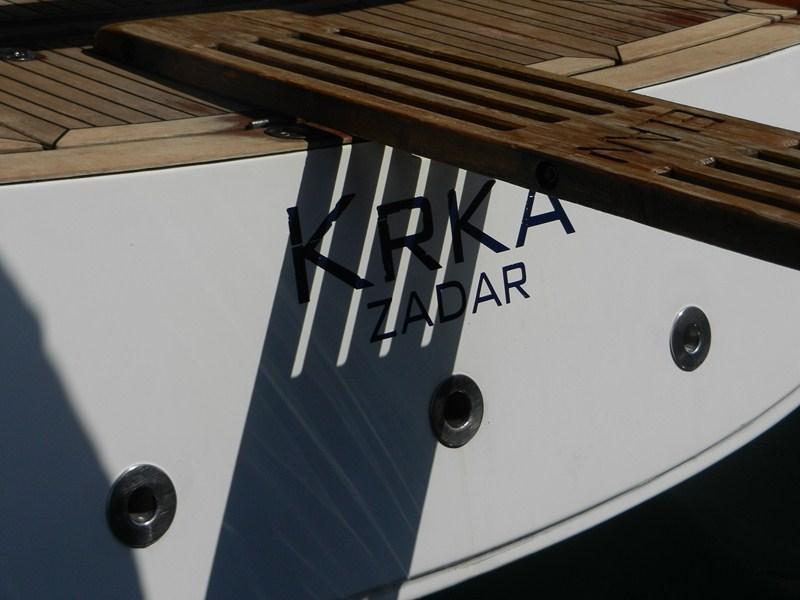 Elan 410, Krka