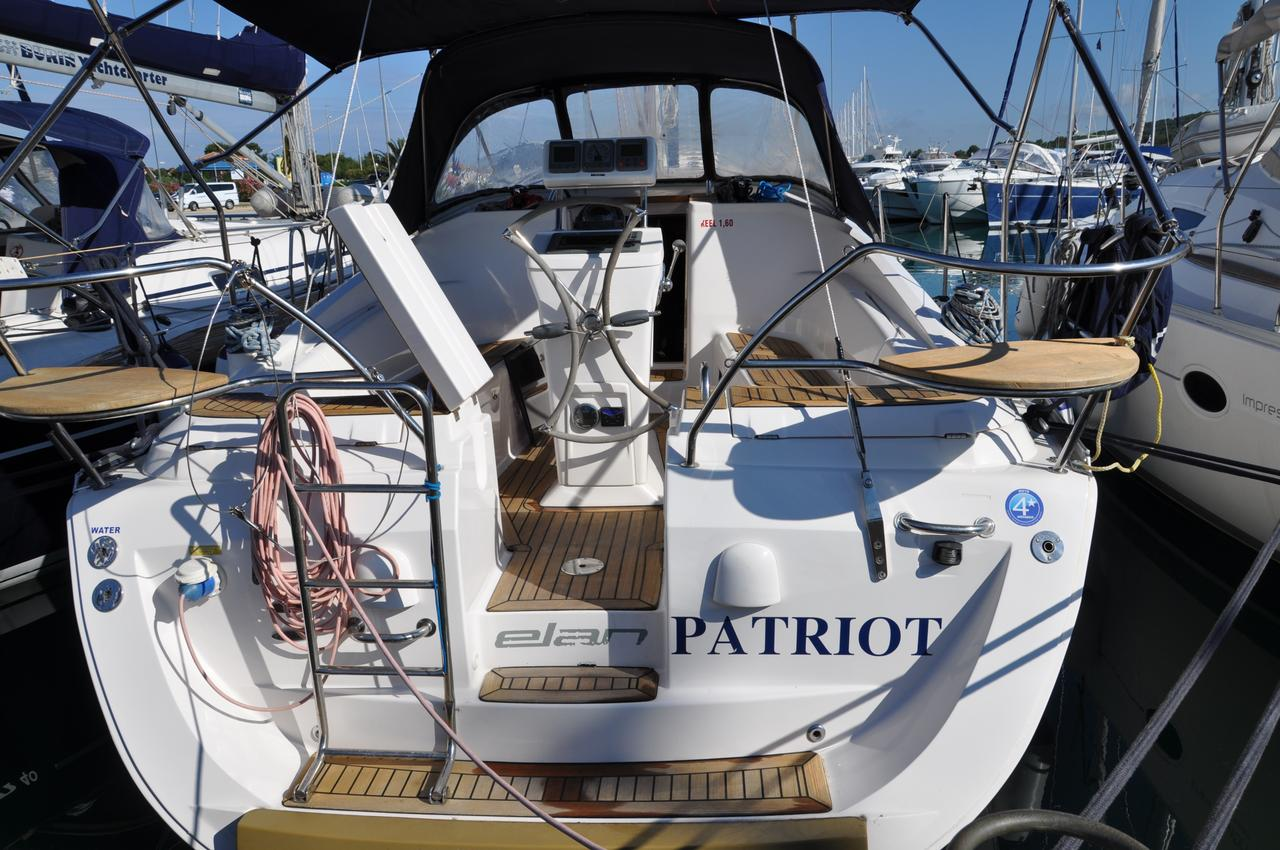 Elan 344 Impression, Patriot