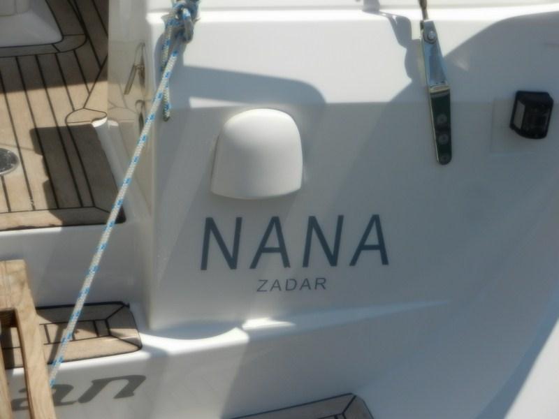 Elan 344 Impression, Nana
