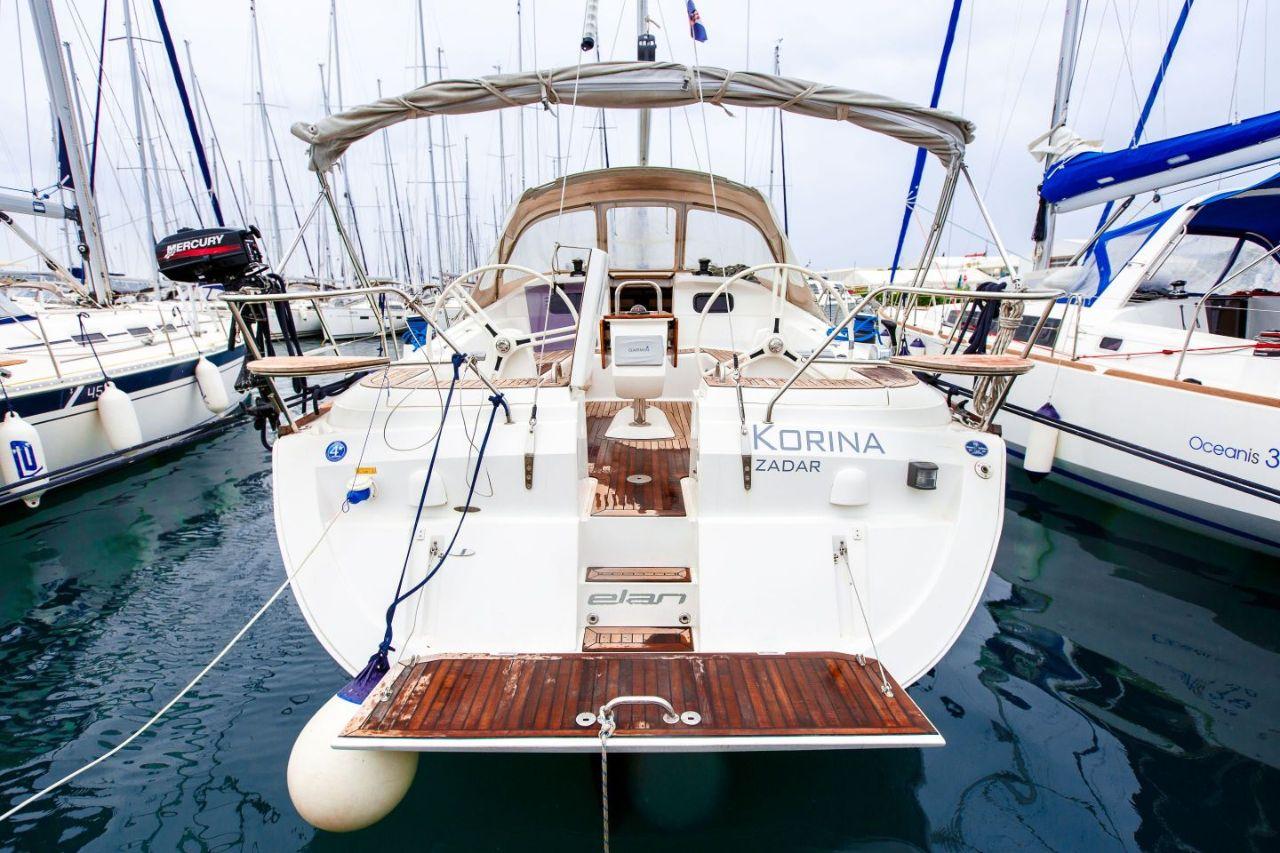 Elan 444 Impression - Kaštela/Split, Croatia
