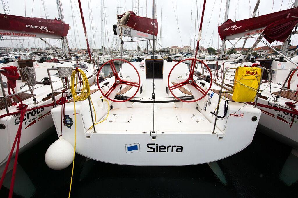 Elan 350 Performance - 3 cab. - Biograd na Moru, Kroatien