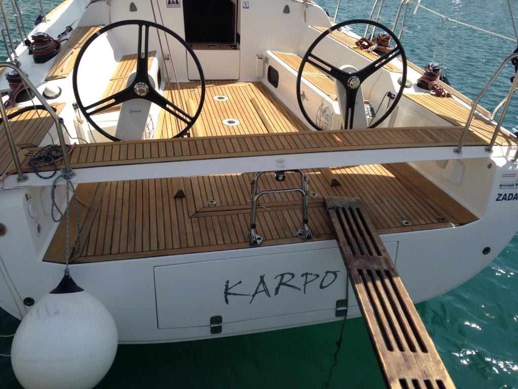 Elan 450 Performance, Karpo