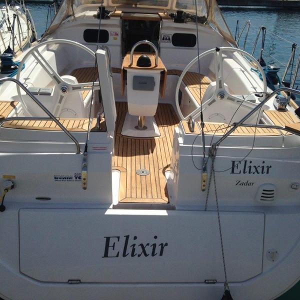 Elan 444 Impression, Elixir