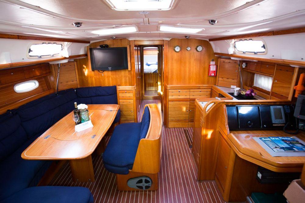 Bavaria 50 Cruiser, Arwen