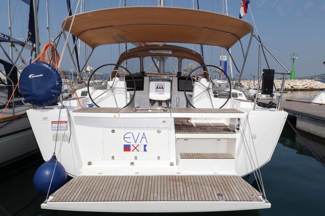 Dufour 460 GL - Eva