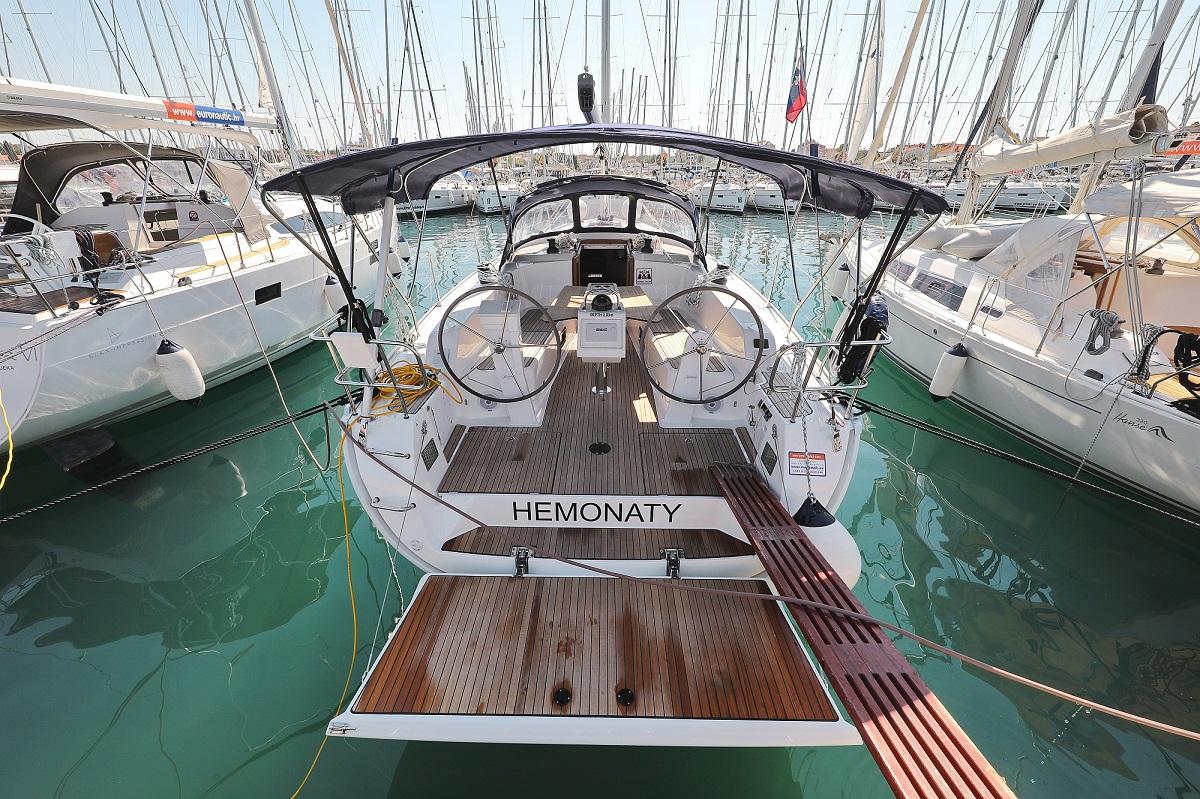 Bavaria Cruiser 41 - 3 cab. - Hemonaty