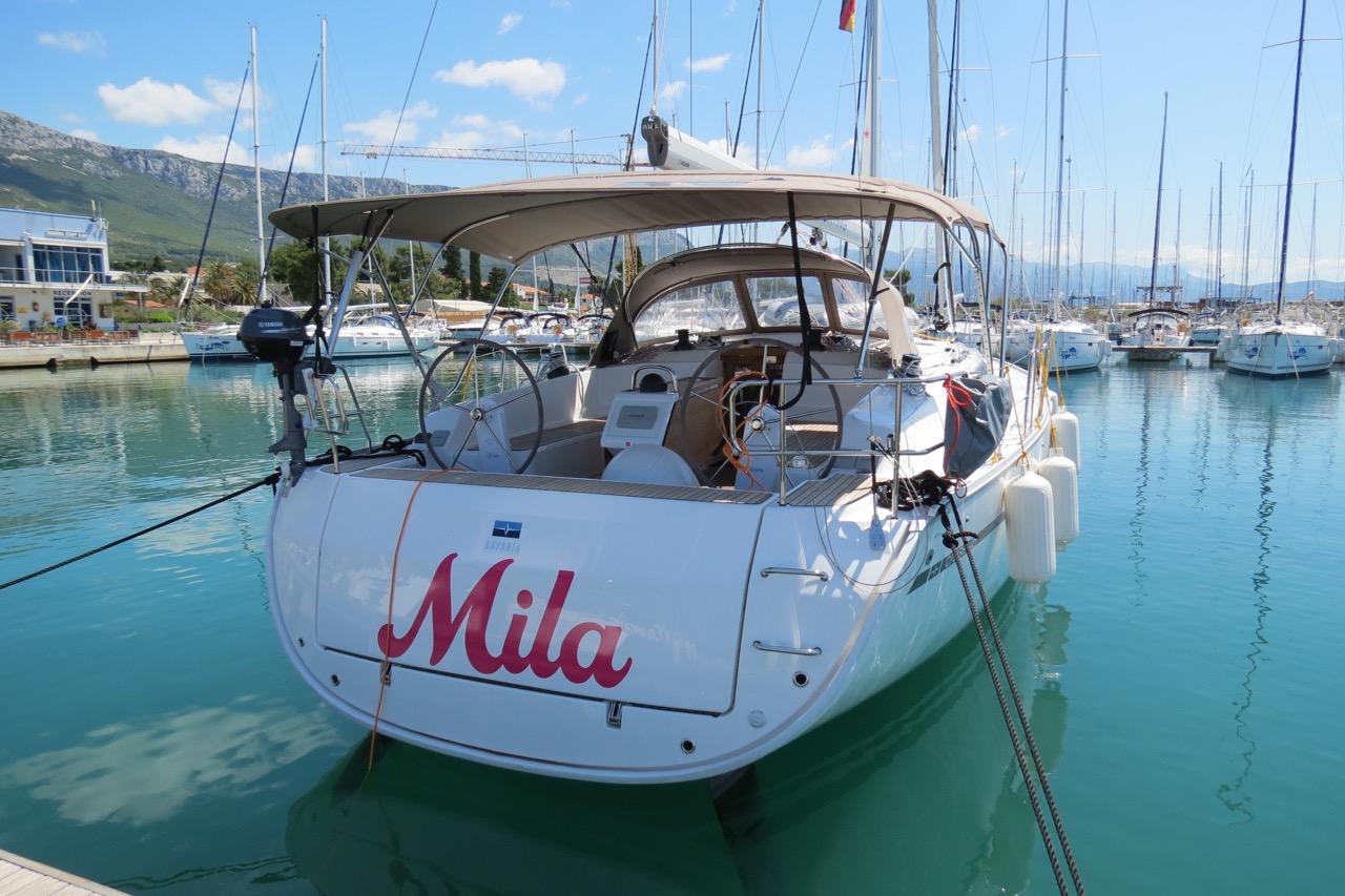 Yacht Mila