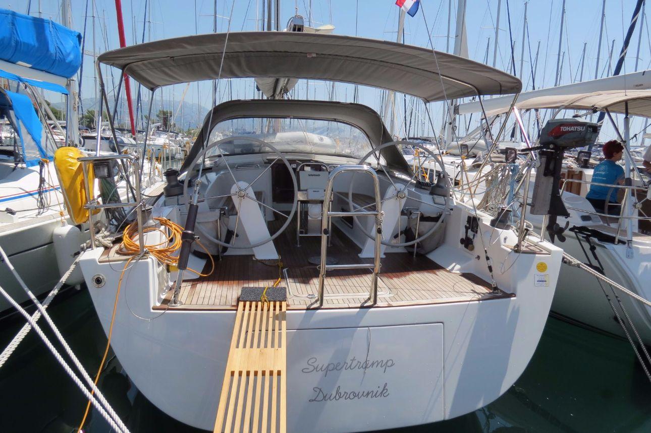 Yacht Supertramp