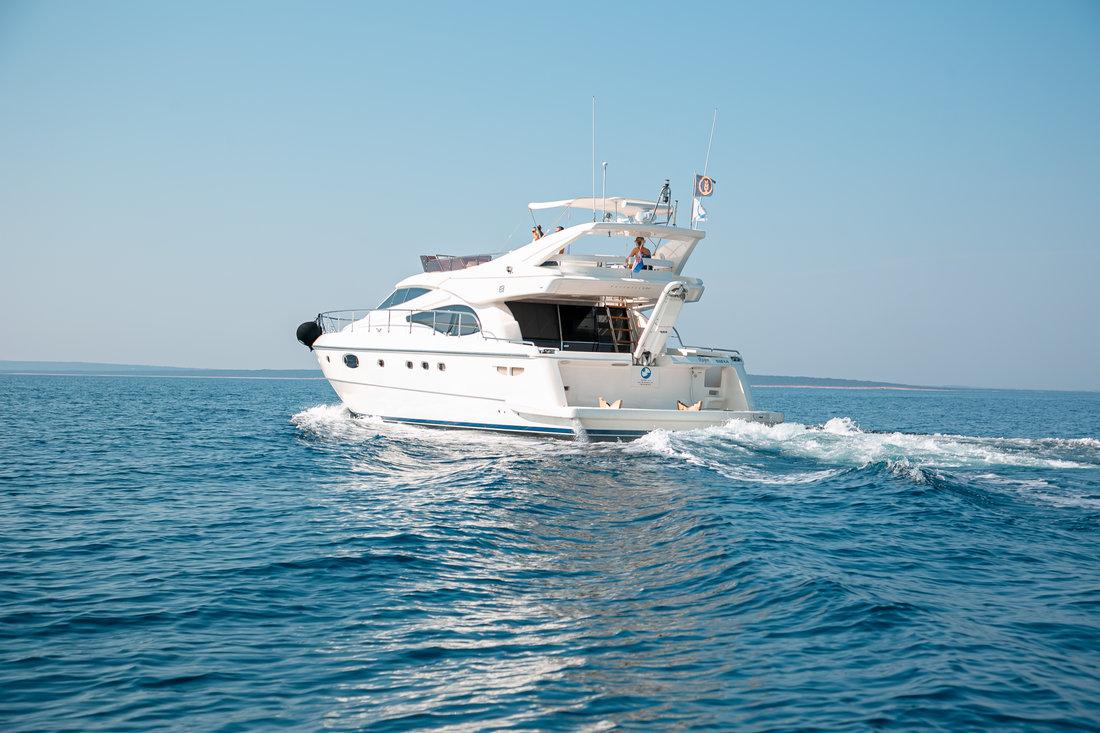 Ferretti Yachts 590 - Rogue