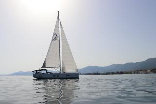 Yacht - Hanse 548 - 4 + 1 cab.