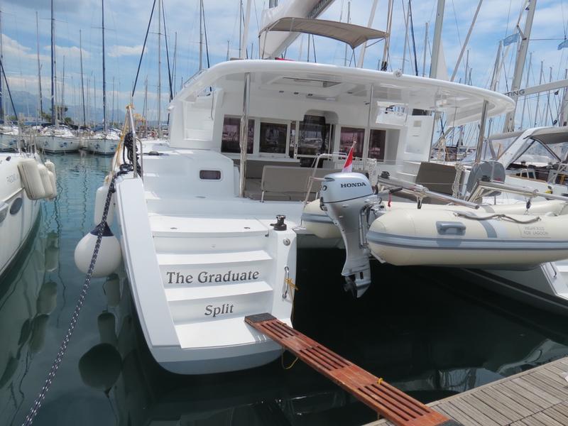 Yacht The Graduate