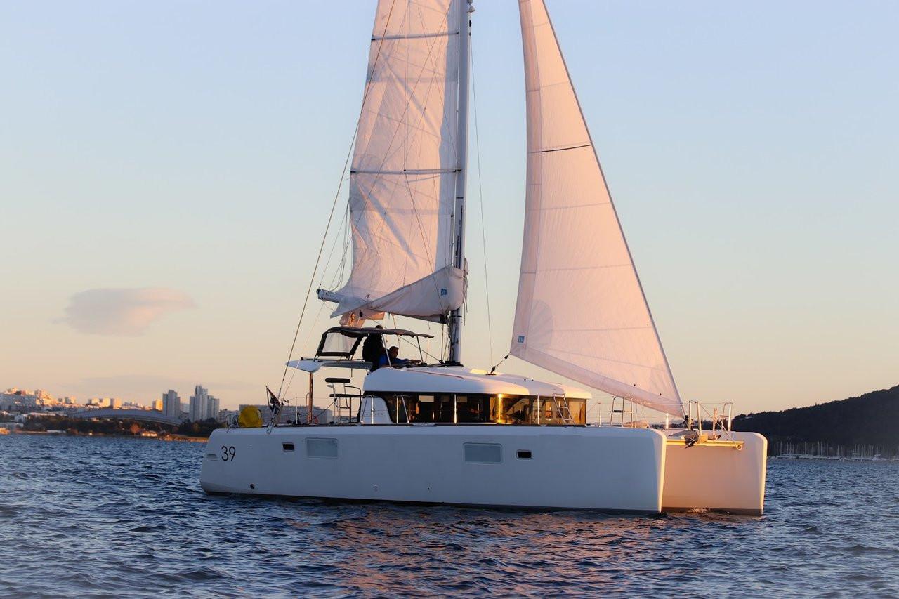 Yacht Blanca